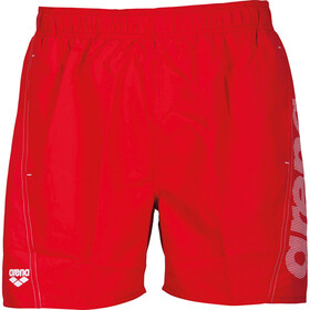 arena Fundamentals Arena Logo Short de bain Homme, red/white